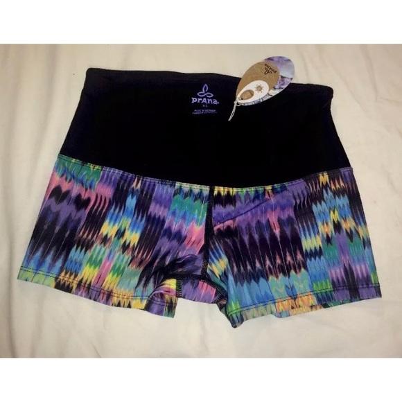 prAna Womens Rai Swim Shorts